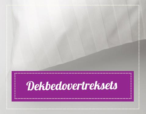Deluxe Dekbedovertreksets
