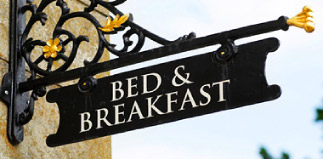 bed & breakfast textiel