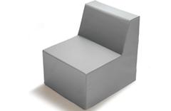 zitblok isoleer / separeer