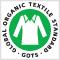 GOTS - Global Organic Textile Standard: controle op productieproces van textiel op milieuvriendelijke hulpmiddelen en afvalwaterzuivering - koop en vergelijk online bij Ten Kate Textiel