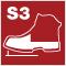 S3 - waterafstotende schoen met veiligheidsneus tegen schokken en druk en stalen tussenzool - koop en vergelijk online bij Ten Kate Textiel